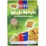 [Beigel Beigel] Kosher Cracker Crisps Nish Nosh Mediterranean Herbs