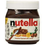 [Nutella] Preserves/Honey/Syrups/Spreads/Butter Hazelnut