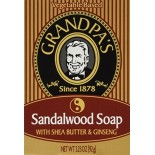 [Grandpa Soap Co] Soap Sandlewood Ginseng Shea Buttr