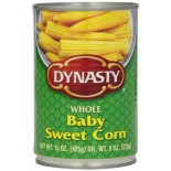[Dynasty] Asian Cooking Ingredients  Vegetable Corn, Baby