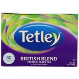 [Tetley] Tea, Drawstring British Blend Tea