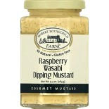 [Robert Rothschild Farm] Gourmet Mustards Dipping, Raspberry Wasabi