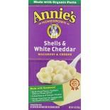 [Annie`S Homegrown] Natural Mac & Cheese Shells & White Cheddar