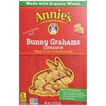 [Annie`S Homegrown] Grahams Bunny, Cinnamon  At least 70% Organic