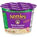 [Annie`S Homegrown] Microwavable Single Servings White Chedar Mac n Cheese