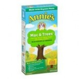 [Annie`S Homegrown] Organic Mac & Cheese Mac & Trees  At least 70% Organic