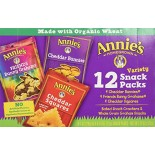 [Annie`S Homegrown] Snack Mix Snack Mix, Variety  At least 70% Organic