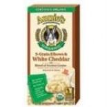 [Annie`S Homegrown] Organic Mac & Cheese Elbows & White Cheddar, 5 Grain  At least 95% Organic