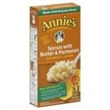 [Annie`S Homegrown] Natural Mac & Cheese Spirals w/ Butter & Parmesan