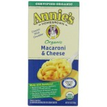 [Annie`S Homegrown] Organic Mac & Cheese Classic  At least 95% Organic
