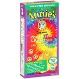 [Annie`S Homegrown] Organic Mac & Cheese Peace Pasta & Parmesan  At least 95% Organic