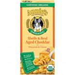 [Annie`S Homegrown] Organic Mac & Cheese Shells & Cheddar  At least 95% Organic