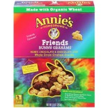 [Annie`S Homegrown] Grahams Bunny, Friends Family Size  At least 70% Organic