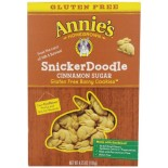 [Annie`S Homegrown] Grahams Snickerdoodle Bunny, Gluten Free