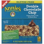 [Annie`S Homegrown] Gluten Free Granola Bars Double Chocolate Chip