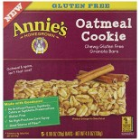[Annie`S Homegrown] Gluten Free Granola Bars Oatmeal Cookie