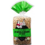 [Daves Killer Bread]  21 Whole Grains  At least 95% Organic