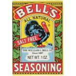 [Bells] Spice/Seasonings Seasoning, Poultry