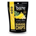 [Bare Fruit] Crunchy Banana Chips Simply Baked