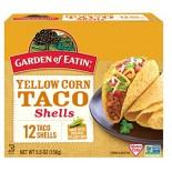 [Garden Of Eatin`] Taco Shells Yellow Corn  At least 70% Organic