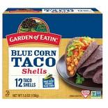 [Garden Of Eatin`] Taco Shells Blue Corn  At least 70% Organic