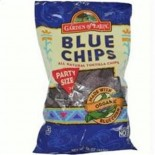 [Garden Of Eatin`] Chips Blue, Salted, Party Size  At least 70% Organic