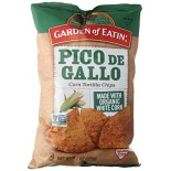 [Garden Of Eatin`] All Natural Cantina Chips Tortilla, Pico de Gallo  At least 70% Organic