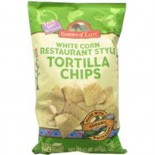 [Garden Of Eatin`] Chips White, Fiesta Size  At least 70% Organic