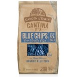 [Garden Of Eatin`] All Natural Cantina Chips Blue w/Sea Salt  At least 70% Organic