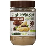 [Just Great Stuff]  Powdered Chocolate Peanut Butter  At least 95% Organic