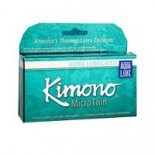 [Mayer Lab] Kimono Condoms Micro This w/Aqua Lube
