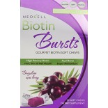 [Neocell Corporation]  Biotin Burst, Acai Berry, Sft Chw