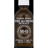 [Morton & Bassett] Spices & Seasonings Almond Extract, Pure