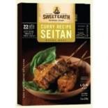 [Sweet Earth]  Seitan Curry Satay, Low Fat