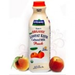 [Lifeway] Low-Fat Kefir Peach  At least 95% Organic