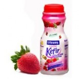 [Lifeway] Low-Fat Kefir Strawberry