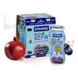[Lifeway] Bio Kefir Pomegranate Blueberry