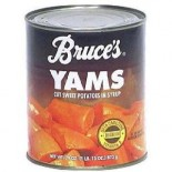 [Bruce`S] Canned Vegetables Yams, Cut