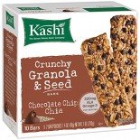 [Kashi] Snack Bars Crunchy Chocolate Chip Chia
