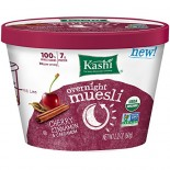 [Kashi] Overnight Muesli Cherry, Cinnamon & Cardamom  At least 95% Organic