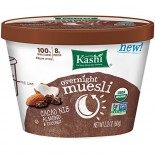 [Kashi] Overnight Muesli Cocoa Nib, Almond & Coconut  At least 95% Organic