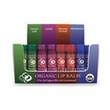 [Dr. Bronner`S] Organic Lip Balms Lip Balm Counter Display  At least 95% Organic