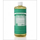 [Dr. Bronner`S Magic Soaps] Organic Liquid Soap Almond  At least 70% Organic