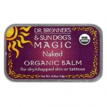 [Dr. Bronner`S] Organic Tattoo & Body Balms Naked Unscented  At least 95% Organic