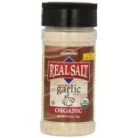 [Real Salt]  Garlic Sea Salt  At least 95% Organic