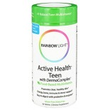 [Rainbow Light] Women & Children Active Health Teen Multivitamin