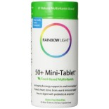 [Rainbow Light] Multiples 50+ Multivitamin, Daily, Mini Tab