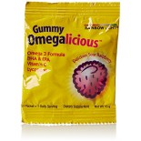 [Rainbow Light] Women & Children Gummy Omegalicious
