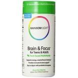 [Rainbow Light] Vitamins/Minerals/Antioxidants Brain and Focus Multivitamin