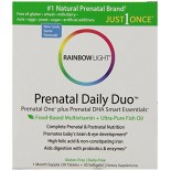 [Rainbow Light] Women & Children Prenatal One DHA Combo Pack